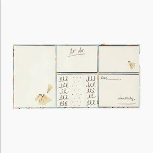 KATE SPADE On Point Sticky Note Set
